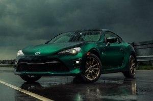 Toyota посвятила спецверсию GT86 горной дороге в Японии