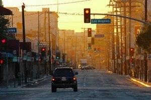Лос-Анджелес хочет отказаться от автомобилей с ДВС к 2050 году