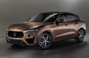 Maserati Levante 2019 года с новым интерьером покажут в Нью-Йорке