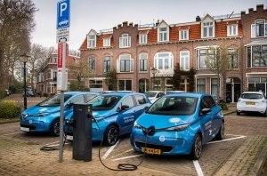 Renault начинает пилотный проект масштабного оснащение электромобилей системой зарядки по технологии vehicle-to-grid
