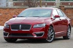 Появились подробности о приемнике модели Lincoln MKZ