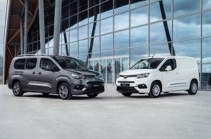 Toyota представила «каблучок» ProAce City для европейского рынка