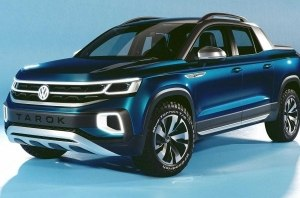 Volkswagen привезла в Нью-Йорк концепт-кар Tarok