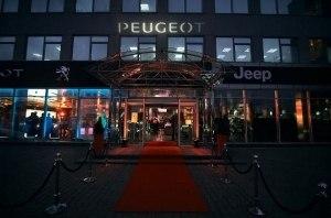 PEUGEOT 508: яркий, стремительный и динамичный