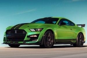 Ford Mustang следующей генерации появится только через 7 лет