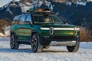Ford и Rivian займутся совместной разработкой электрических пикапов и внедорожников
