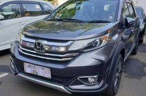 Honda представила новую версию BR-V