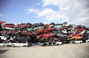 Что делают немцы со старыми автомобилями