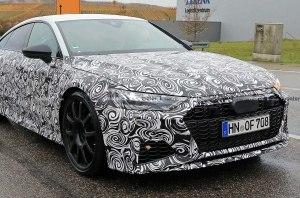 Новая Audi RS7 Sportback дала послушать свой V8 на «Нордшляйфе»