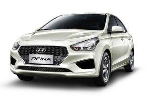 Hyundai решила отправить на экспорт компактный седан Reina