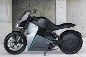 Стартовал прием заказов на самый странный электромотоцикл Fuell Flow