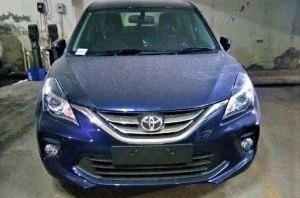 Новая модель Toyota почти полностью скопировала хэтч Suzuki