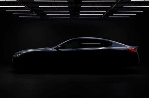 BMW назвал дату презентации 8 Series Gran Coupe
