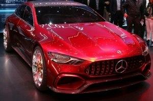 До 2021 года все Mercedes-AMG станут гибридами
