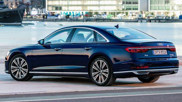 Весь модельный ряд Audi 2019-2020 от официального дилера в Москве